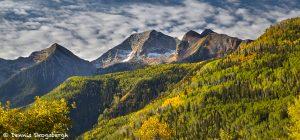 7258 Autumn, San Juan Mountains, CO