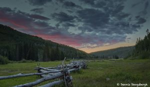 7269 Sunset, Mt. Sneffels Wilderness Area, Uncompahgre National Forest, Co