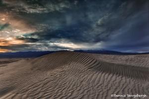1022 Sunset, Death Valley Sand Dunes