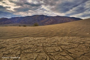 1034 Death Valley, Playa