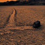 1038 Death Valley, Racetrack, Sunset