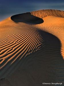 1041 Sand Dunes, Death Valley