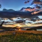 1054 Sunrise, Glacier National Park