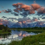 1282 Sunrise, Oxbow Bend, Grand Tetons, WY