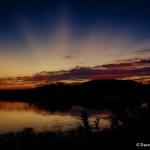 1852 Sunrise, Crater Lake