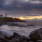 1681 Sunrise, Nubble Lighthouse