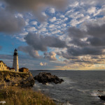 2988 Sunset, Portland Head Lighthouse, Port Elizabeth, ME