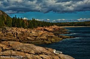 1668 Maine Coast