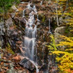 1677 Autumn Colors , Hadlock Falls