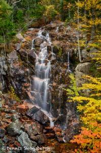 1677 Autumn Colors , Hadlock Falls