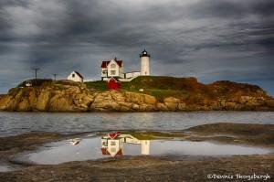 1680 Nubble Lighthouse, Cape Neddick