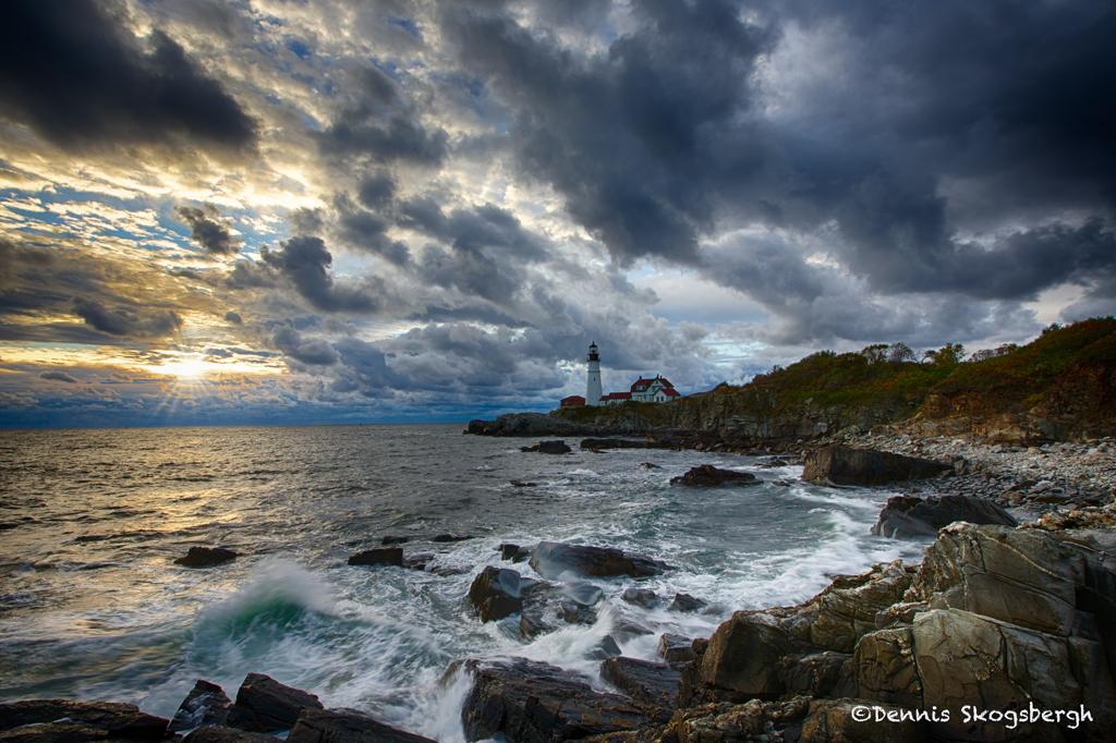 1692 sunrise portland head lighthouse 2987 portland head lighthouse