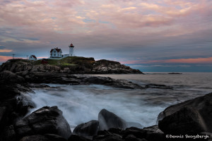 2995 Sunset, Nubble Lighthouse, Cape Neddick, ME