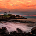 3231 Sunset, Nubble Lighthouse, Cape Neddick, ME