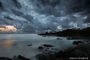 2980 Dawn, Portland Head Lighthouse, Port Elizabeth, ME