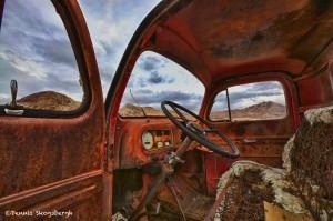 1039 Abandoned Truck