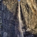 1072 'Snow-cone' Upper Yosemite Falls