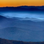 1696 November Dawn, Clingman's Dome