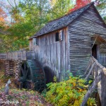 1720 Grist Mill, Cade's Cove