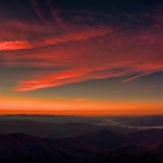 1733 Sunrise, Clingman's Dome