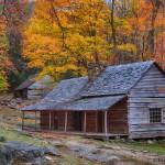 1734 Noah 'Bud' Ogle's Cabin