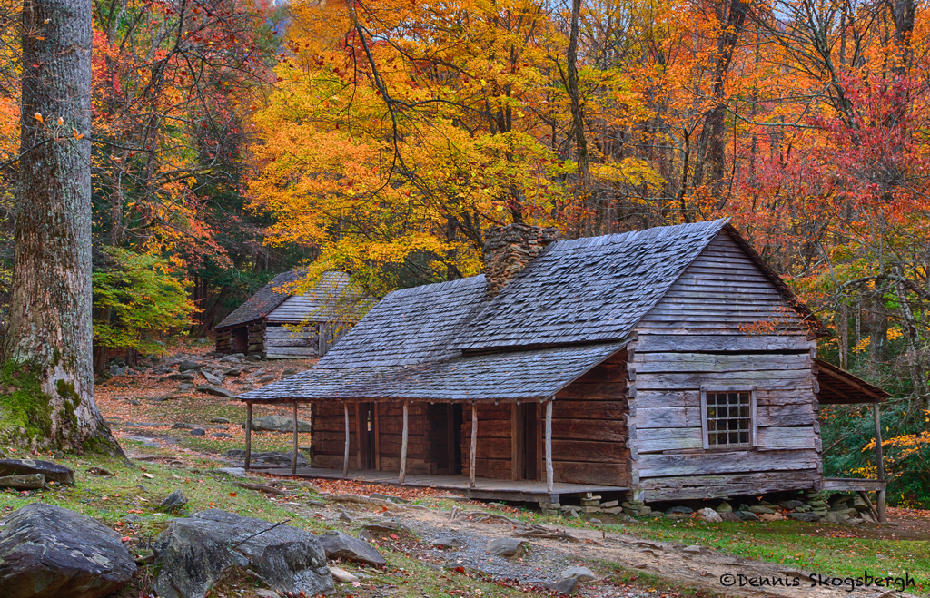 Smoky Mountain Cabins ~ Great smoky mountains dennis skogsbergh