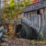 1739 Grist Mill, Cade's Cove