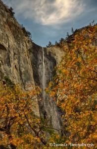 1746 Bridalveil Fall, Autumn