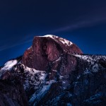 2306 Moonlit Half Dome