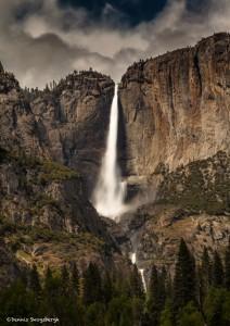 2307 Upper Yosemite Falls