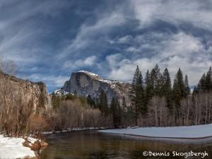 4245 Half Dome, Yosemite National Park, CA