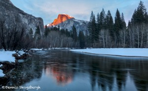 4254 Sunset, Half Dome, Yosemite National Park, CA