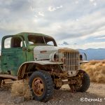 5547 Sunset, Abandoned Vehicle, Ballarat, CA. (Charles Manson Family truck) Near Death Valley National Park, CA