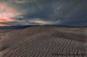 5549 Sunset, Sand Dunes, Death Valley National Park, CA