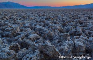 5551 Sunset, Devil's Golf Course, Death Valley National Park, CA