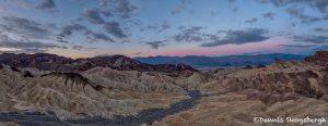 5554 Dawn, Zabriskie's Point, Death Valley National Par, CA