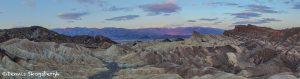 5558 Sunrise, Zabriskie's Point, Death Valley National Park, CA