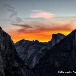 6135 Sunrise, Tunnel View, Yosemite National Park, November, CA