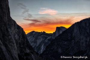 6135 Sunrise, Tunnel View, Yosemite National Park, November, CA