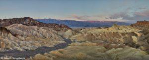 9187 Dawn, Zabriskie's Point, Death Valley National Par, CA