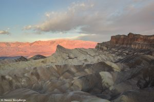 9186 Sunrise, Zabriskie's Point, Death Valley National Park, CA