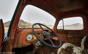 9190 Abandoned Truck, Death Valley