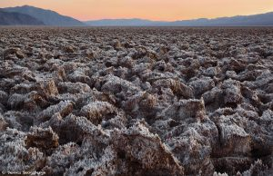 9188 Sunset, Devil's Golf Course, Death Valley National Park, CA
