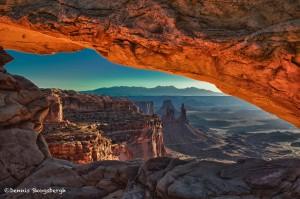 2264 Sunrise, Mesa Arch