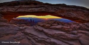 2265 Sunrise, Mesa Arch