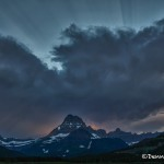 4625 Sunrise, Storm Clouds, Two Medicine, Glacier NP, MT