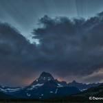 4625 Sunrise, Storm Clouds, Two Medicine, Glacier NP, MT
