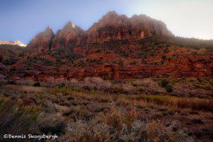 5637 Sunrise, Zion NP, Utah