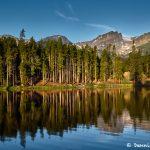 6811 Reflections, Sprague Lake, Rocky Mountain National Park, CO