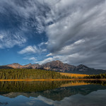 2994 Pyramid Mountain, Patricia Lake, Jasper National Park, Alberta, Canada